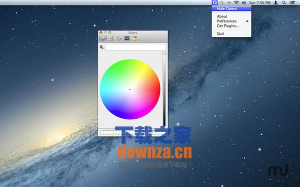 ColorPicker for mac