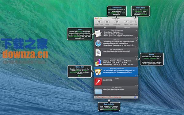 CopyLess for mac