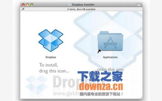 dropbox for mac