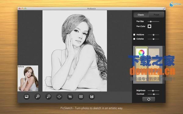 PicSketch for mac