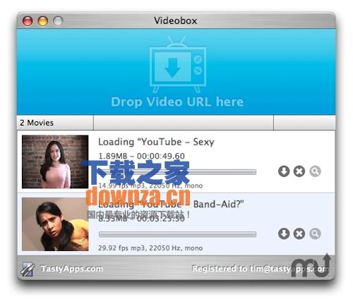 Videobox for mac