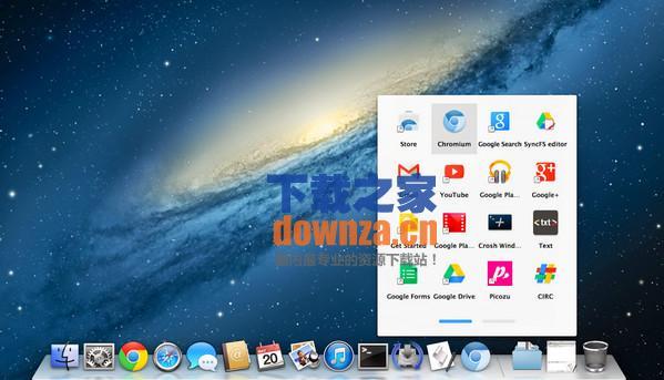 Chromium Mac版
