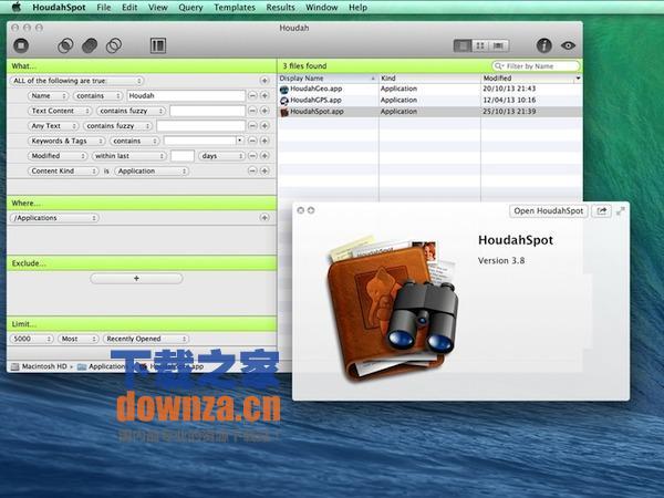 HoudahSpot for mac