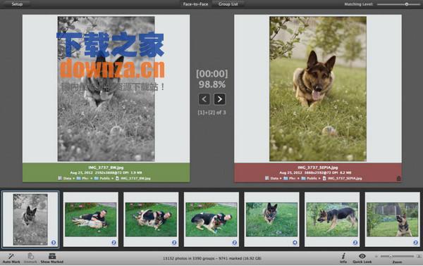PhotoSweeper for mac截图