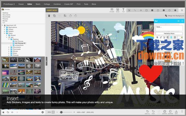 Photoscape Mac版