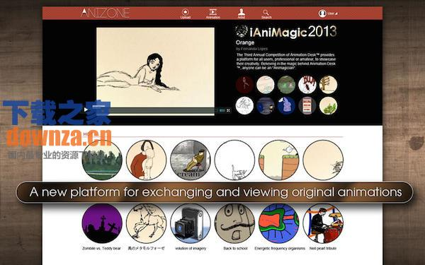 Animation desk mac截图