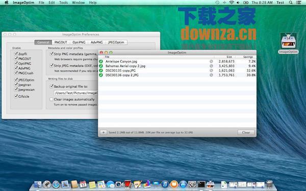 ImageOptim for mac