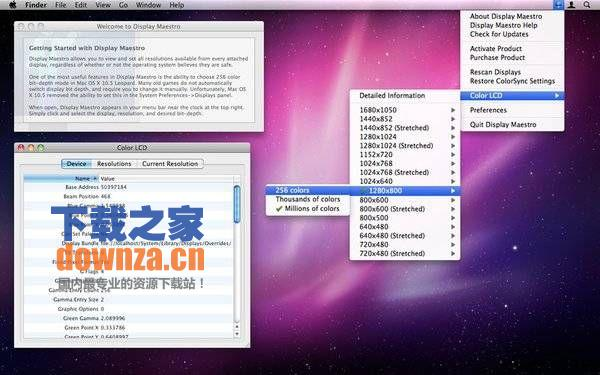 Display Maestro for mac