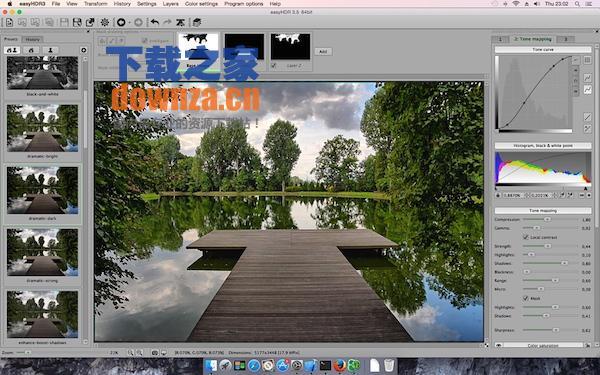 easyHDR Mac版