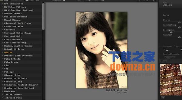 Nik Color Efex Pro Mac版