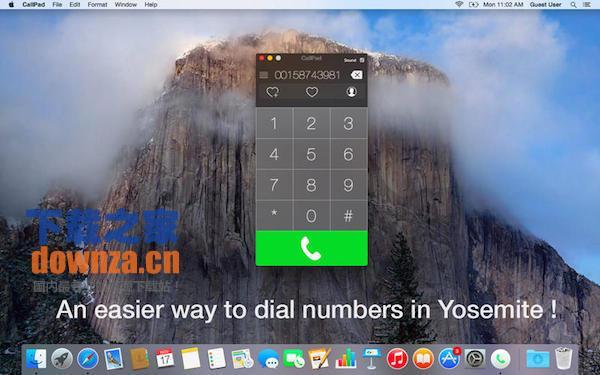 CallPad mac