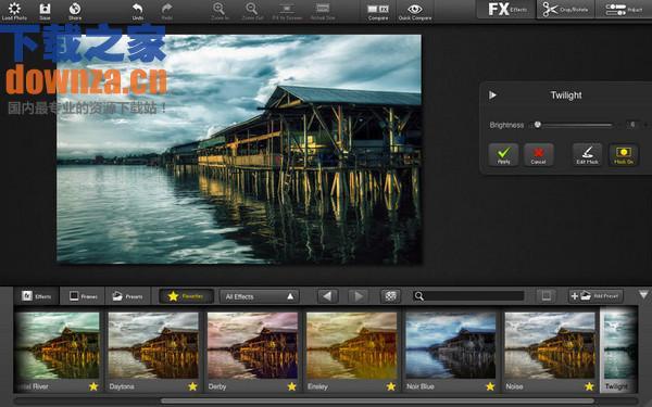 FX Photo Studio Pro for mac截图
