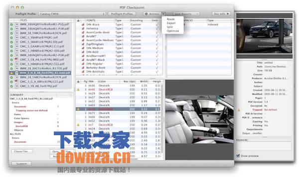 PDF Checkpoint for mac