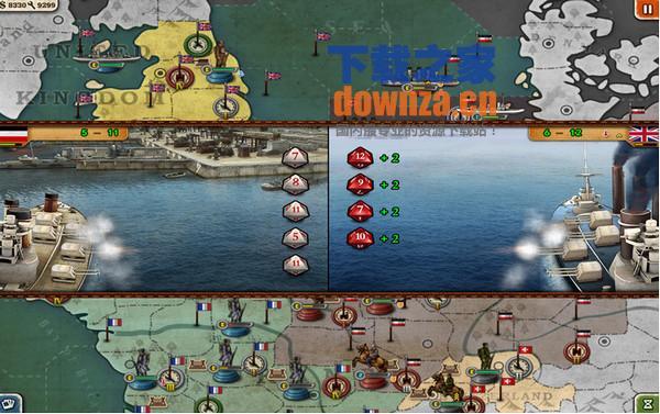 欧陆战争3:指挥官 for Mac截图