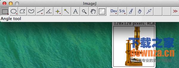 ImageJ mac版