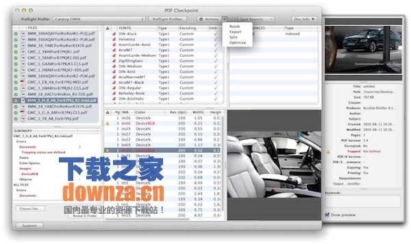 PDF Checkpoint Mac版