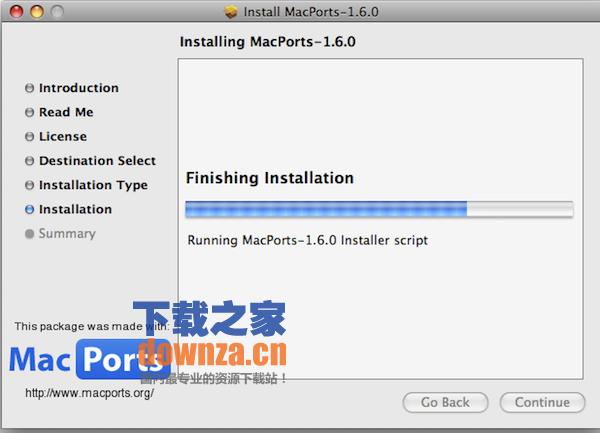 MacPorts Mac版