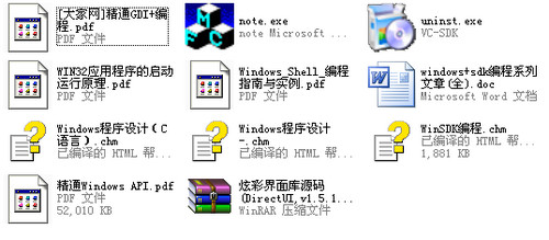 SDK编程资料精选合集