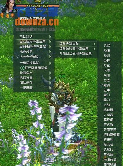 剑网3声望道具自动吃插件截图