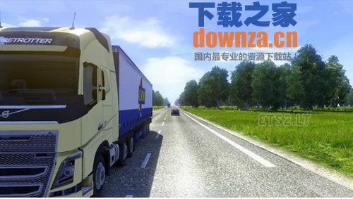 欧洲卡车模拟2白俄罗斯地图