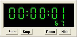 桌面计时器(Desktop Clocks) 绿色免费版