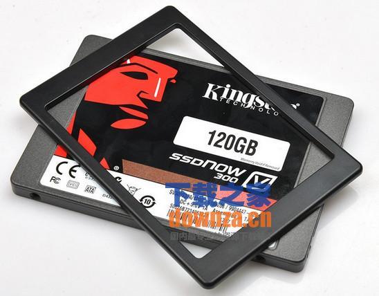 金士顿V300固态硬盘升级固件