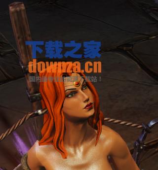 神界3原罪女性角色美容MOD