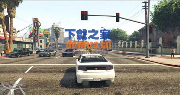 侠盗猎车手5(GTA5)SweetFX画质补丁
