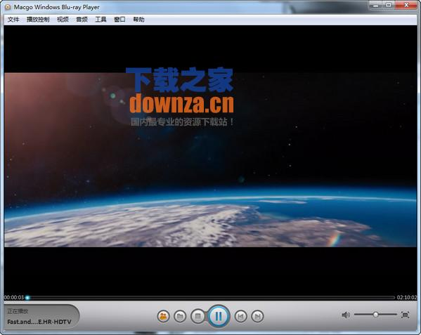 Macgo Windows Blu-ray Player截图