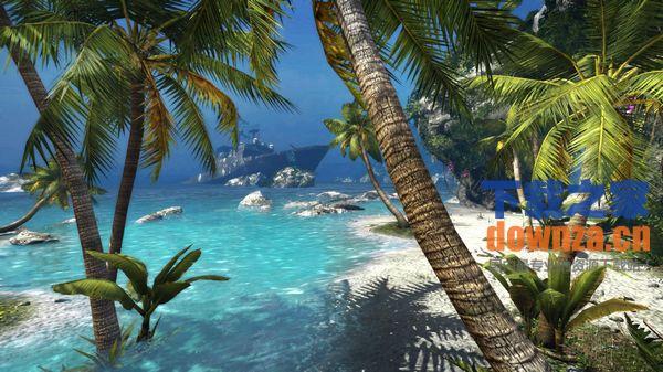 死亡岛激流游戏桌面壁纸