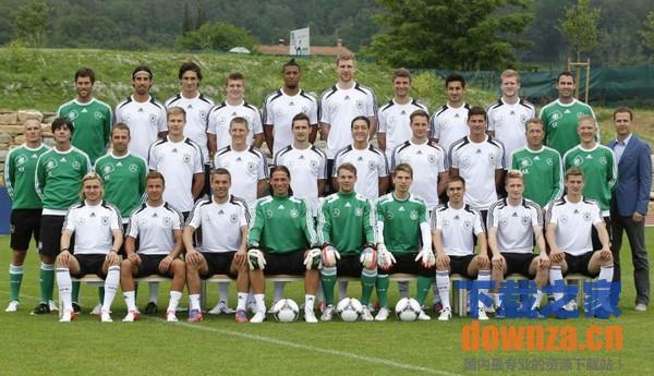 巴西世界杯德国国家队壁纸