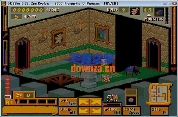 DOS模拟器Dfend Reloaded截图
