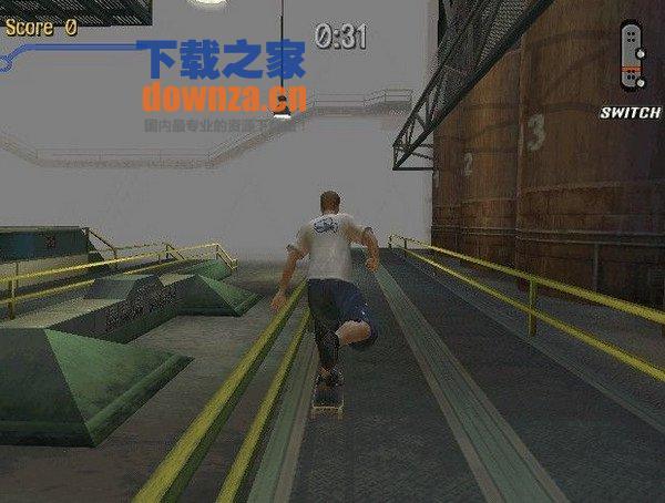 职业滑板3