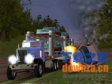 18轮大卡车穿越美国