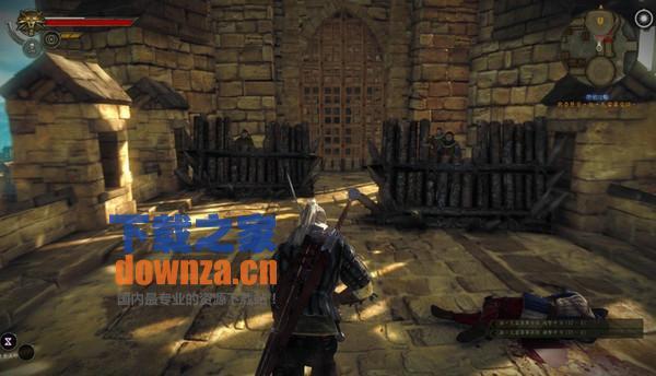 巫师2国王刺客低配置优化补丁