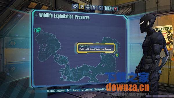 无主之地2预购版任务解锁补丁