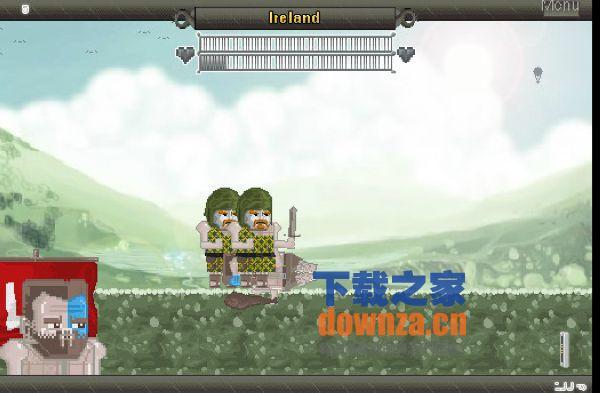 东征之旅小游戏