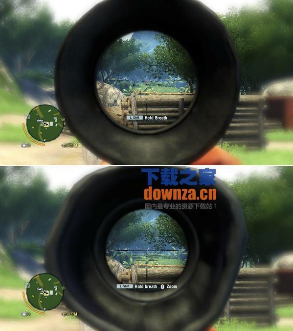 孤岛惊魂3武器视野范围更改mod