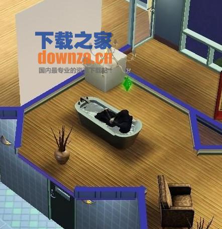 模拟人生3死神mod
