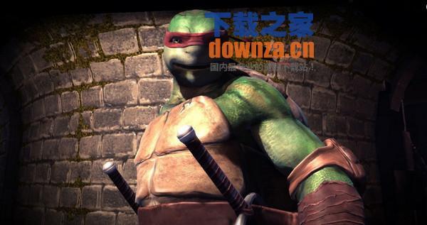 忍者神龟冲出阴暗游戏截图