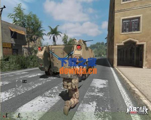 武装突袭截图