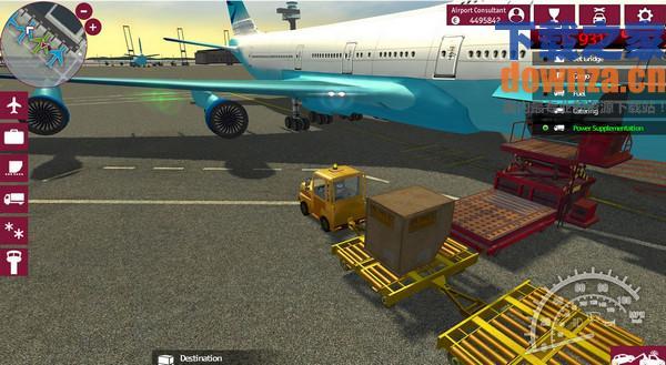 机场模拟2015pc中文版