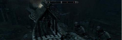 上古卷轴5进击的巨人攻城mod截图
