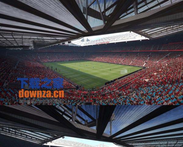 实况足球2015新的球场入场视角补丁