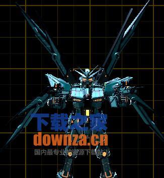 银河文明3高达浮游炮形态MOD