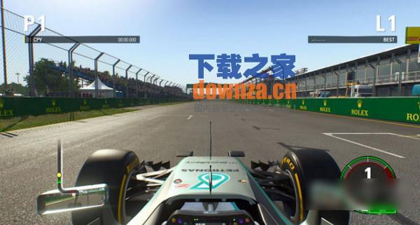 F1 2015SweetFX画质补丁