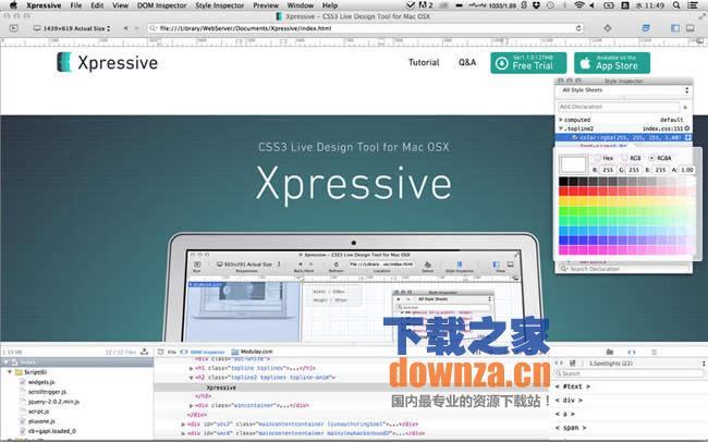Xpressive字体