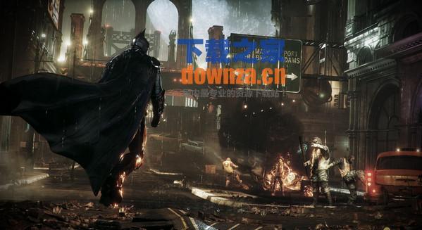 蝙蝠侠阿卡姆骑士2号升级档+DLC+破解补丁