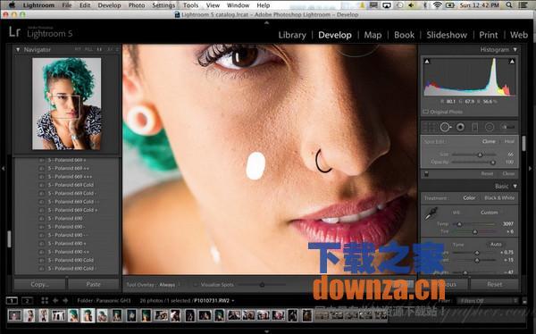 Adobe Photoshop Lightroom Mac版