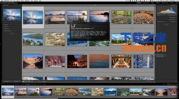 Adobe Photoshop Lightroom Mac版截图